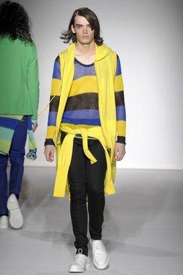 [SALE]倫敦設計師品牌Unconditional 條紋針織衫