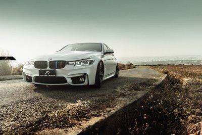 【台中政銓】BMW F30 升級 全車 M3 空力套件 前保桿+側裙+後保桿 原廠PP材質 免費安裝 現貨