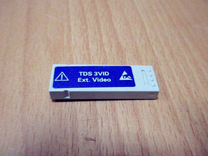 康榮科技二手儀器Tektronix TDS3VID Extended Video Application Module