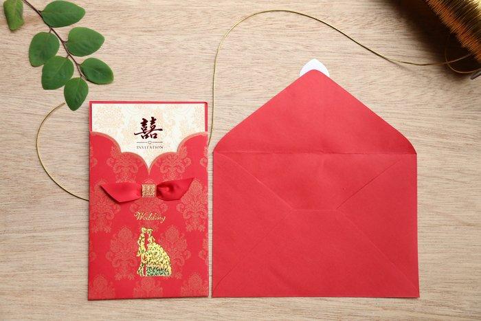 立泰喜帖 雷雕婚卡【特價28元】結婚訂婚歸寧 #6083