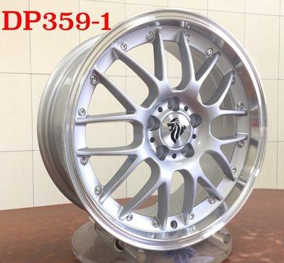 ╭☆輪鋪☆╯全新 類BBS RS-GT 鋁圈 16吋4孔100-5孔100 亮銀特價