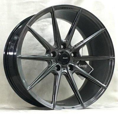╭☆輪鋪☆╯全新 MAT16 旋壓輕量化鋁圈 18吋5孔120 鈦銀色-BMW /E46/E90/F10/F30