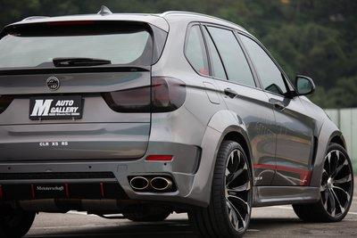 BMW F15 X5 F16 X6 LUMMA 德國正廠空力套件,X5M 35i , LUMMA CLR X5 RS