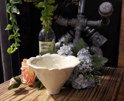 【多塔咖啡】免運 送KONO濾紙 台灣製造 玫瑰濾杯 淡黃色 1-2人份 附木托 花瓣型導流 錐型濾杯 花辦濾杯 V60