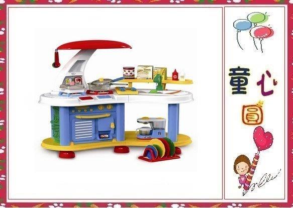 家家酒玩具~歐式仿真廚房組 ~仿真飲料販賣機~有燈光音效~水龍頭真的可出水唷◎童心玩具1館◎