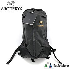 Arcteryx Arro 22 Backpack Black 經典書包 潮流背囊