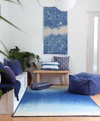 【Uluru】Rendering 140x200 條毯 地毯 客廳 臥室 Loft 北歐 工業 風 zakka 無印良品