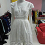 RoLa068白色L洋裝特價1800含運費