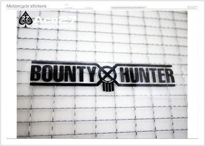 [ACE27 艾斯設計] 卡點西德 Bounty Hunter AES 友好品牌 柯有倫 小鬼 BWS BWX 2013