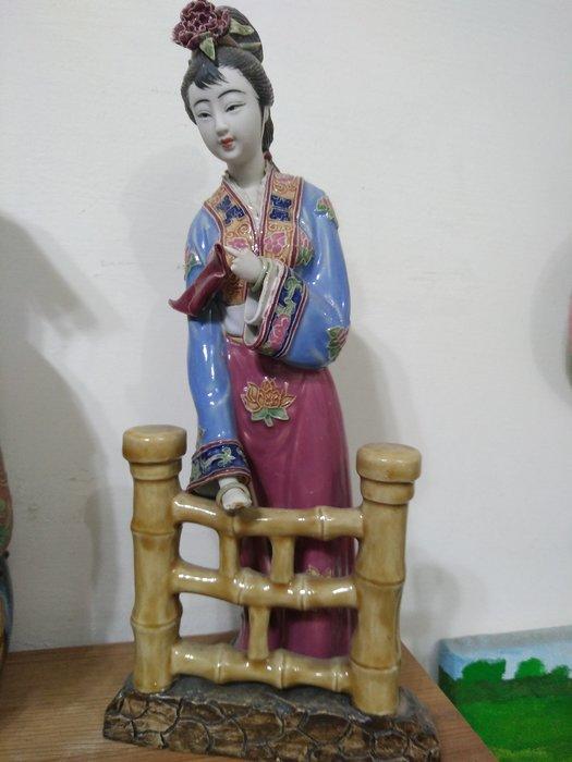 大陸瓷器家鄧平作品之一