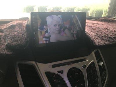 福特 Ford Fiesta 音響 嘉年華 Android 8吋 安卓版觸控螢幕主機導航/USB/wifi/支援方控