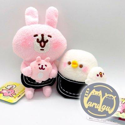日本Kanahei 周年店員兔兔P助公仔
