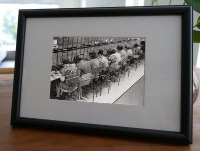 聚鯨Cetacea﹡Art【KLFZ-1794】vintage古典/history歷史 畫框相框