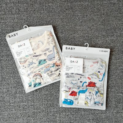 【Mr. Soar】A4009 夏季新款 韓國style童裝男童恐龍短T+短褲套裝家居服 現貨