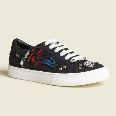 Marc Jacobs  Empire Embellished Lace Up Sneaker(39號)