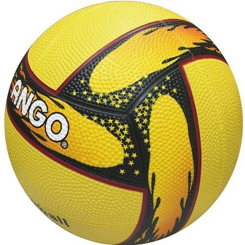 (羽球世家) ANGO 安全軟式躲避球 適合國小兒童  #3號  躲避球 鬪球彈平
