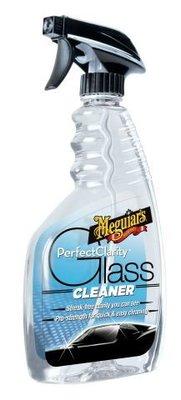 愛車美*~Meguiars Perfect Clarity Cleaner 完美透亮玻璃清潔液 G8224