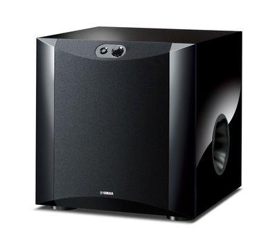 【興如】YAMAHA NS-SW300BK 超重低音 來店保證超低價 另售Wharfedale 10.SX 10.MX