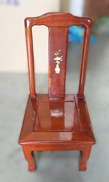 【宏品二手家具館】台中2手家具家電賣場首選 LG12245*花梨木餐椅*餐桌 餐椅 餐桌椅組 客廳家具 各式桌椅 家電