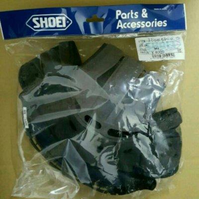 全新現貨 可分期 日本 Shoei X11 X-11 X9 X-9原廠頭襯 頭頂內襯 X11內裏 X11內裝 X9內裝