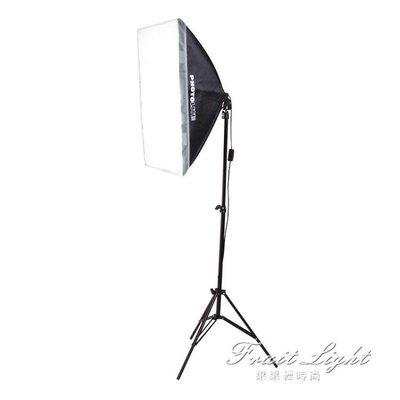 攝影棚 攝影棚柔光箱 2米燈架套裝主播補光燈手機快手直播美顏攝影燈套裝 NMS