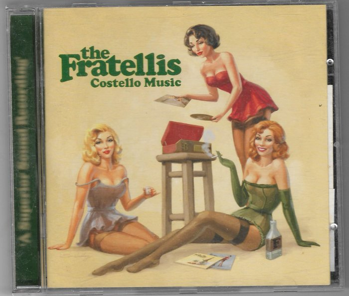 The Fratellis / Costello Music / Chelsea Dagger / 二手