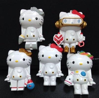 ROBOT KITTY微笑科技KITTY 3D造型票夾  (單售一個隱藏版) 眼罩款