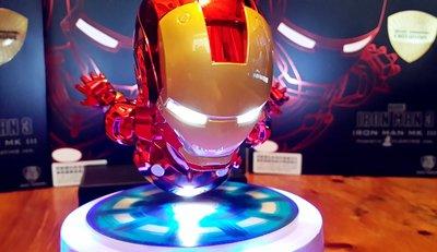 「現貨」鋼鐵人Mark III,野獸國 Egg Attack EA-019 (電鍍磁浮限定版),影片、照片均以實物拍攝! 台北市