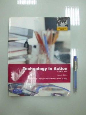 B3-4cd☆2011年『Technology in Action 7/e』《Alan Evans》