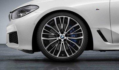 ✽顯閣商行✽BMW 德國原廠 G11/G12 687 M 21吋 輪圈含胎組 鋁圈配胎組 LCI