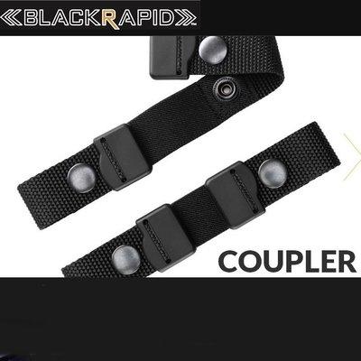 我愛買#美國Blackrapid快槍俠相機背帶Coupler背帶聯結扣帶連接適RS-SPORT相機背帶連接器雙肩相機背帶聯接帶DR-2 DR2 DR-1 DR1