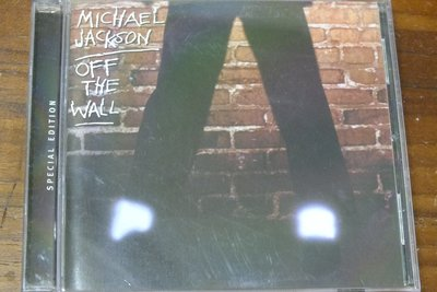Michael Jackson: Off The Wall-Special Edition-有IFPI