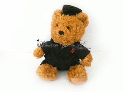 絕版 全新 裸裝 agnes b 小熊玩偶 小泰迪熊