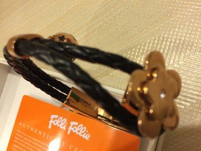 全新品Folli Follie Bonding系列手環