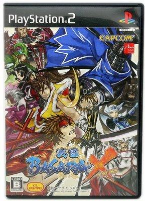 【二手遊戲】PS2 戰國BASARA X CROSS 日文版【台中恐龍電玩】