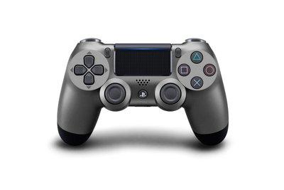 【飛鴻數位】PS4 新款DUALSHOCK 4 無線手把 原裝新品- 鋼鐵黑 (全新商品)『光華商場自取』
