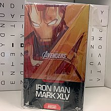 Hot Toys MMS300D11 合金 Avengers Iron Man Mark XLV 復仇者聯盟 MK45