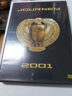 toto老鷹合唱團同期天團JOURNEY旅行者合唱團2001演唱會議dvd收open arms等 外版