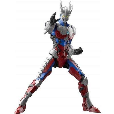 萬代(BANDAI) Figure-rise 機動奧特曼 拼裝模型玩具 15cm FR 鋼鐵賽羅ACTION~nes84