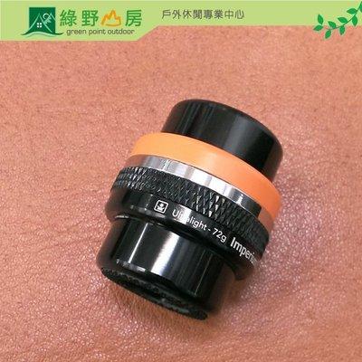 綠野山房》ImperiumCycle Multi-S 後避震器 鋁合金 for Brompton 輕量化 小布專用 亮橘