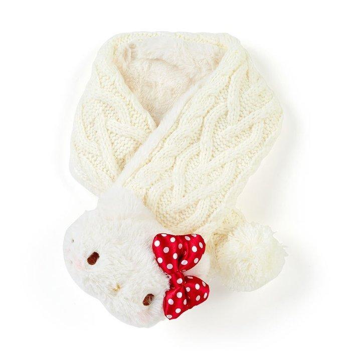 4165本通 兒童造型圍巾 凱蒂貓 美樂蒂 大耳狗 4550337907702 下標前請詢問