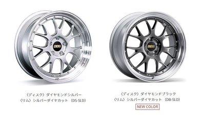 DJD19071818 日本BBS LM-R 19-21吋 2片式鍛造鋁圈 依當月報價為準