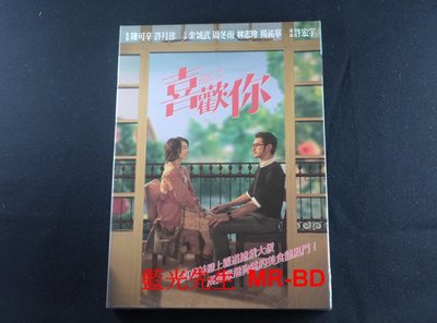 [DVD] - 喜歡你 This Is Not What I Expected ( 采昌正版 )