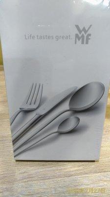 WMF 4件式 餐具刀叉湯匙組 Bistro 湯杓 牛排刀 水果叉 小湯匙 叉子 不鏽鋼餐具 cromargan 18-10