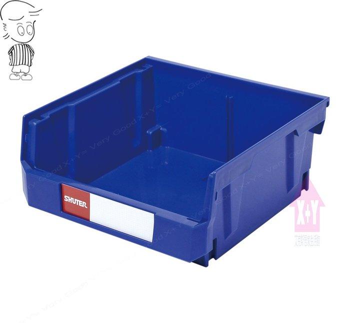 【X+Y時尚精品傢俱】HB 耐衝擊分類置物盒系列-樹德 HB-235 置物盒.可堆疊連結.OA辦公傢俱
