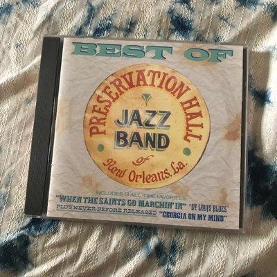 ~春庄生活美學小舖~2手CD    BEST OF PRESERVATION HALL JAZZ BAND