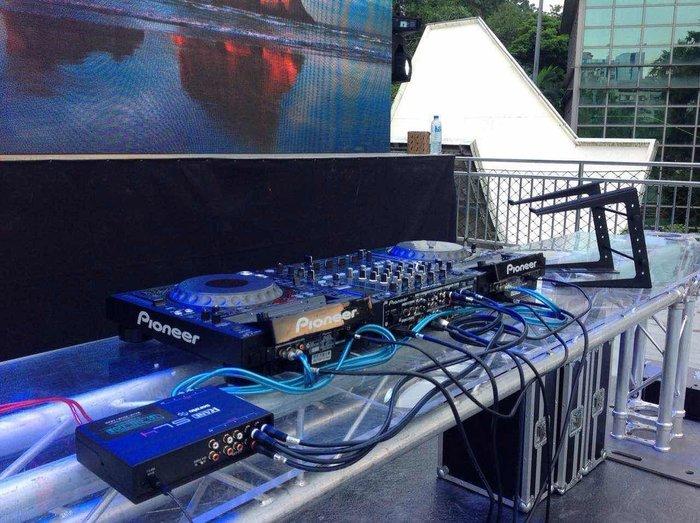 游泳派對DJ?️定款CDJ-2000NXS DJM-900NXS Pioneer