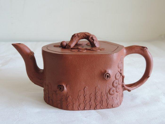 丁香之家--紫砂茶壺(松 )