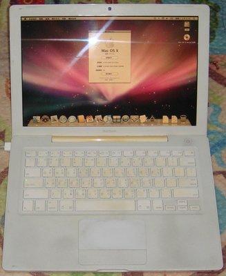 Apple MacBook  2006 13吋螢幕 A1181