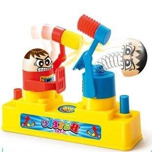 跑男RUNNING MAN同款親子互動對戰遊戲 對打人vs game 桌面遊戲玩具